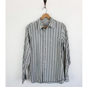 Lucky Brand western button up shirt